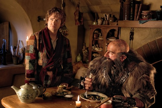 Reviewing The Hobbit: An Unexpected Journey (or, Why I love Martin Freeman) (2/4)