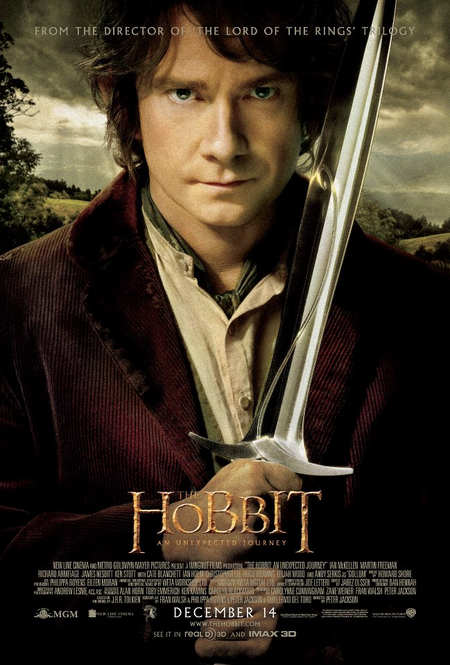Reviewing The Hobbit: An Unexpected Journey (or, Why I love Martin Freeman) (1/4)