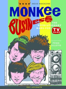 Monkee Biz Cover