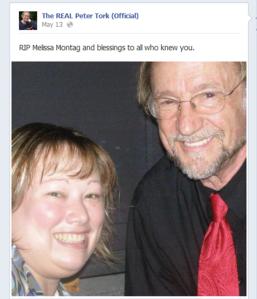Peter Anissa FB Post