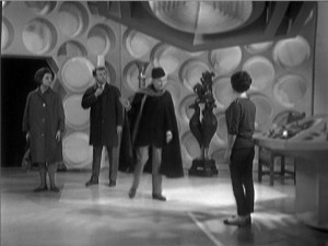 unearthly child interior